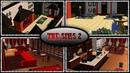 The Sims 2 Обставляем мебелью общежитие