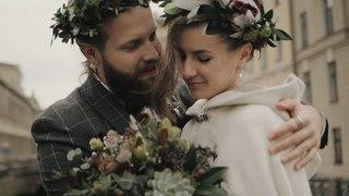 Ksenia + Alexander | film