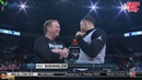 Stephen Curry Talks With Coach Mike Budenholzer   February 16, 2019 NBA All Star Practice