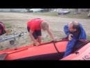 Брат подкачай лодку брат