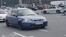 Слёт | Turbo Honda Civic EK