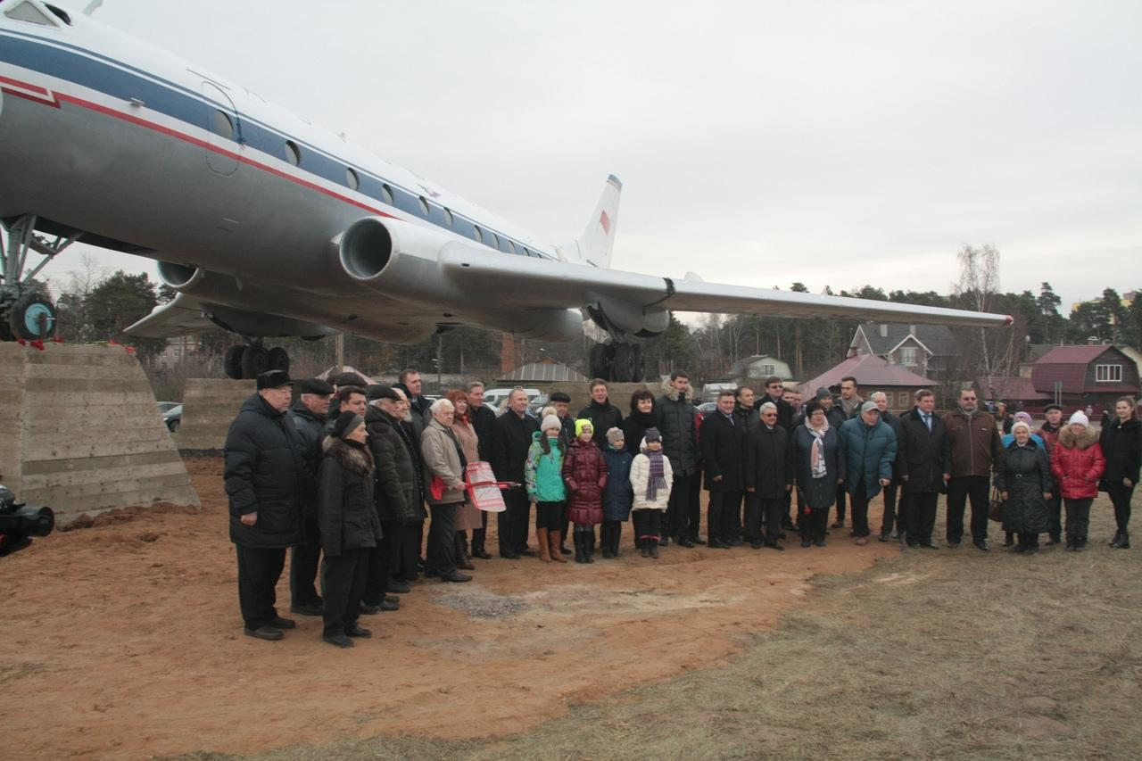 В Кимрском районе проходят мероприятия в честь авиаконструктора Андрея Туполева | Фото | Видео