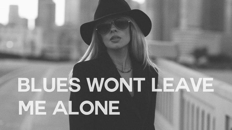 RSO (RICHIE SAMBORA and ORIANTHI) - Blues Won't Leave Me Alone