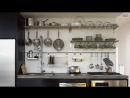 Дизайн интерьера кухни. Выбор кухонного фартука и ручек для фасада.
