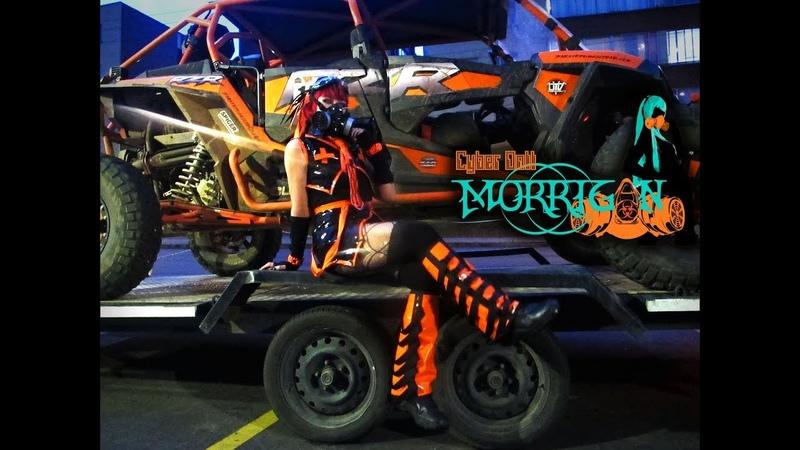 Cyber Doll Morrigan ☣ Psyhound mix ☣ [Industrial Dance]