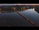 День защиты детей, Донецк 2017 - Сотни горящих фонариков в память о погибших детях Донбасса