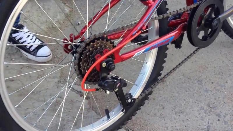 Обзор велосипеда Forward ALTAIR MTB HT Junior 20