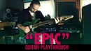 Mr. Fastfinger - Mika Tyyskä - Epic - guitar play