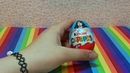Распаковка киндер яйца лига справедливости/Unpacking kinder eggs justice League.