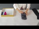 Мастер класс от Мари Кондо сворачиваем вещи в ящик для нижнего белья