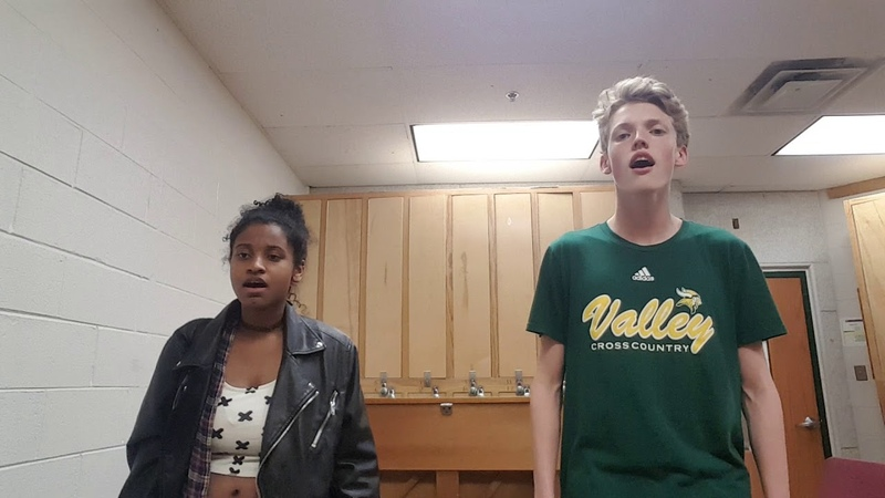 Lovely - Billie Eilish and Khalid (Duet Cover by Josh and Anastazia)