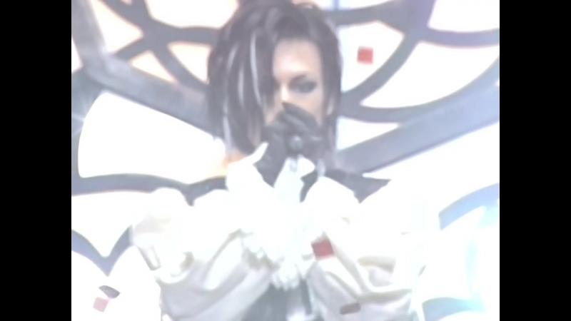 MALICE MIZER - LIVE Shiroi _ 白い肌に狂う愛と哀しみの輪舞 [HD 1080p]