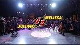 SPECIAL GYAL 2018 RUSSIA DANCEHALL 1X1 12 - JULIAGO vs MELISSA WIN