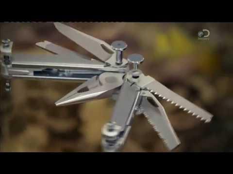 Мультитул Leatherman ( Как работают машины )
