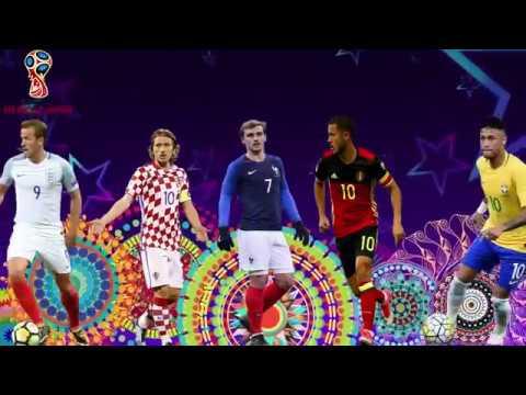 جميع أهداف كأس العالم روسيا 2018 بتعليق عربي (م16