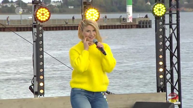 Beatrice Egli Was geht ab ZDF Fernsehgarten on Tour 14 10 2018