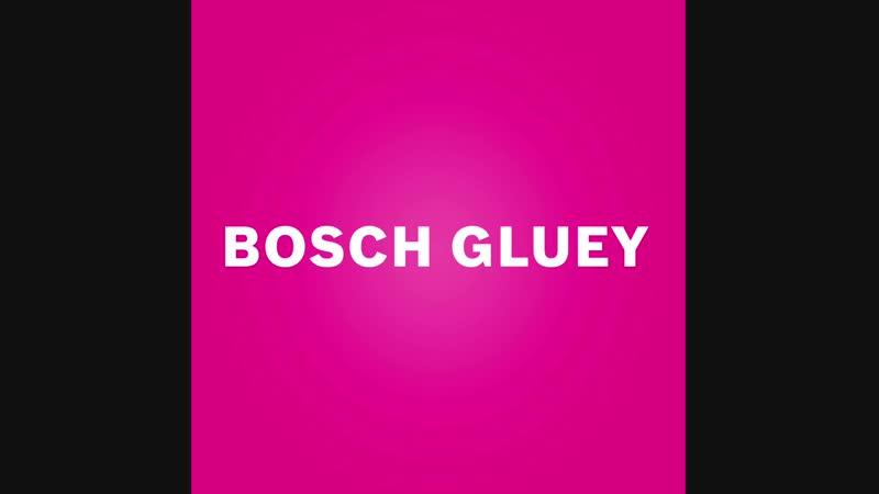 Bosch Gluye — идеальный инструмент для DYI-мастеров