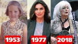 Emmylou Harris - Transformation From 6 To 70 Years Old