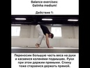 Balance exercises. Ep.2: Galinha medium level!