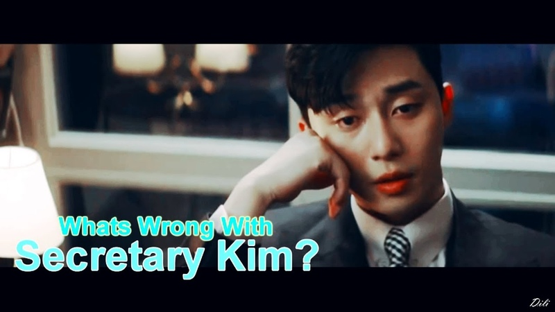 Why Secretary Kim [HUMOR] || Troublemaker