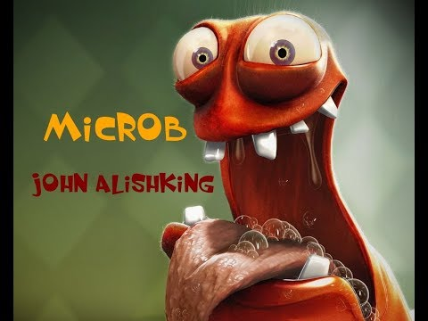 John Alishking The Microb