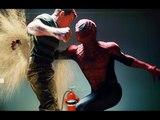 Первая встреча с песочным человеком Человек паук 3 (Full HD 1080p)