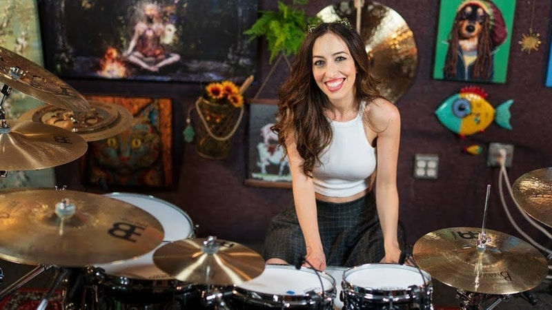 NEW! PARAMORE - DECODE - DRUM COVER BY MEYTAL COHEN