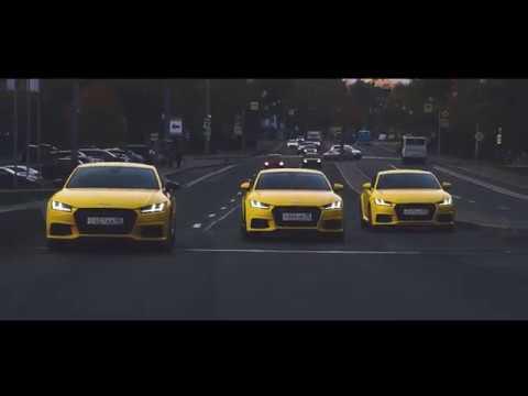 Prewiev three AUDI TT RS 4K qualitty
