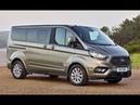 2018 Ford Tourneo Custom Обновленный вэн от Форд