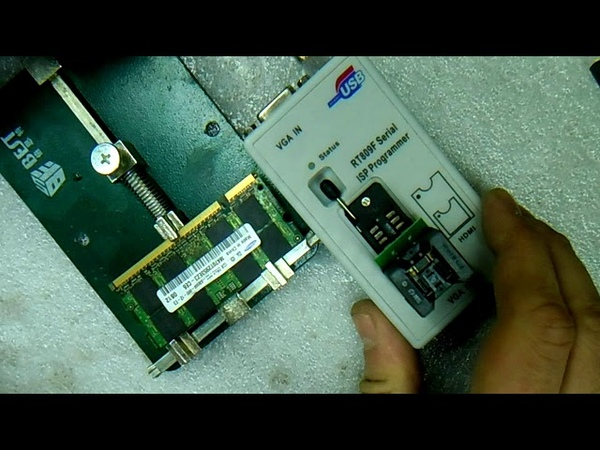 Ремонт DDR2 1Gb M470T2953EZ3-CE6