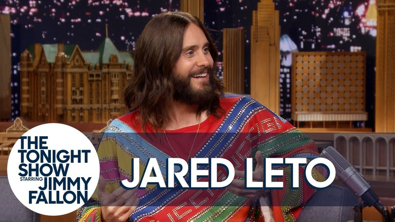 Jared Leto Gives the Tonight Show Audience Thirty Seconds to Mars Monolith Tour Tickets