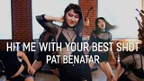 Coco Natsuko Choreography - Pat BenatarHit Me With Your Best Shot - DanceOn Features