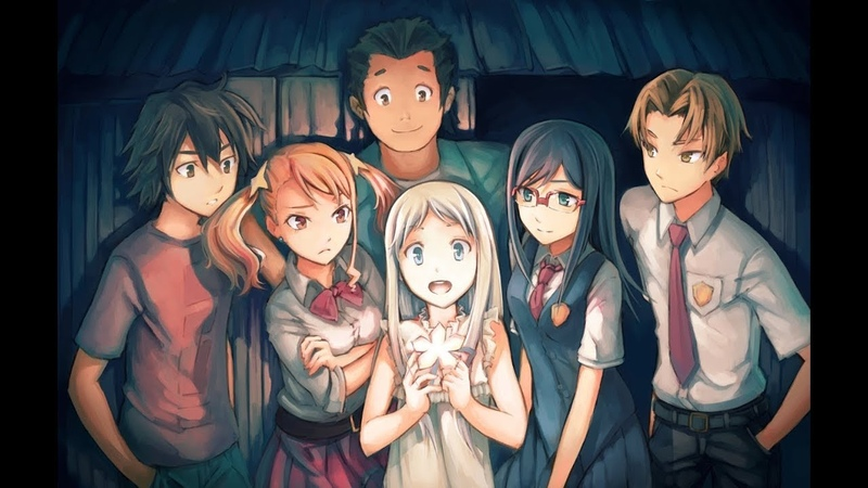 Anohana: The Flower We Saw That Day [AMV]