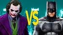 БЭТМЕН VS ДЖОКЕР СУПЕР РЭП БИТВА Batman ПРОТИВ The Joker