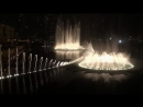 Поющие танцующие фонтаны Дубаи!