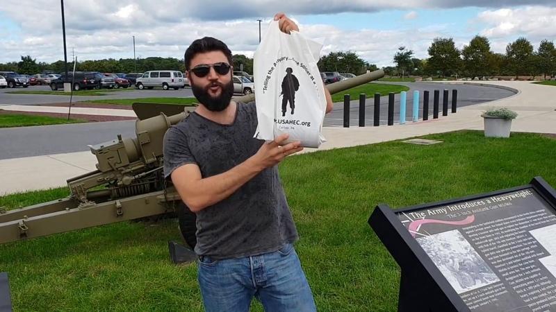 Военный музей в Америке 1 мировая война и война во Вьетнаме