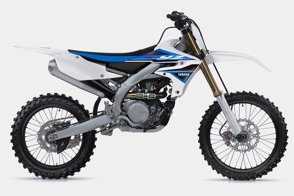 Кроссбайк Yamaha YZ450F 2019