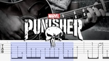 How to Play Frank's Choice THE PUNISHER (Guitar Chords Tutorial) Theme Soundtrack - Tyler Bates
