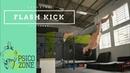 Tutorial Flash Kick