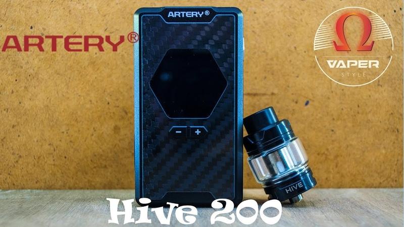 Artery Hive 200 kit | Новые режимы?!