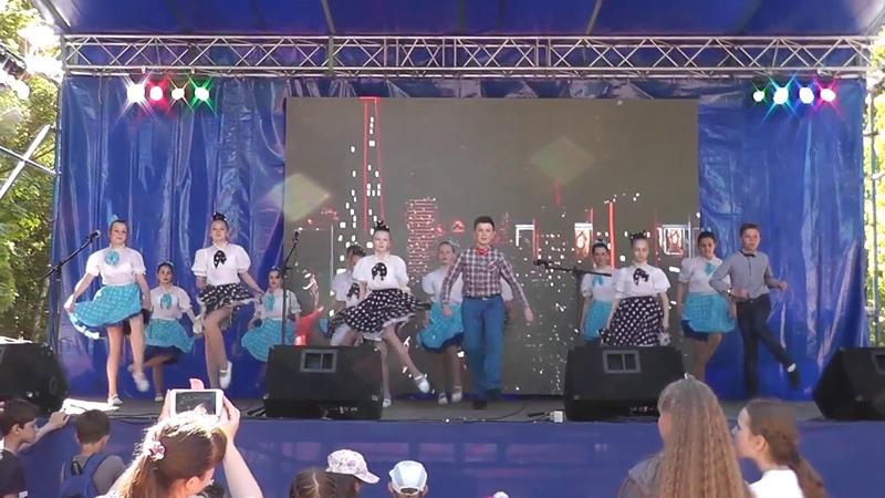 26.05.2018 год. День города Осташков. Концертная программа: «Мы – новое поколение».
