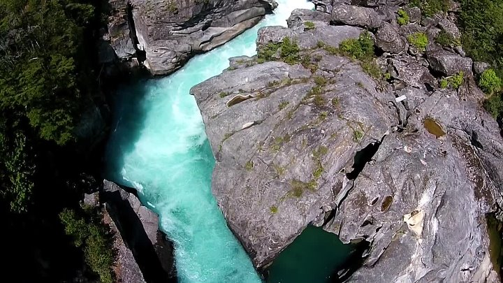 Шесть порогов реки Футалеуфу / Top 6 Futaleufu rapids