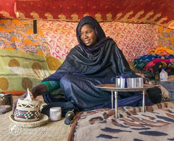 Око Сахары или Ришат. Мавритания
