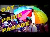 מצעד הגאווה 2018 חיפה GAY PRIDE PARADE IN HAIFA ISRAEL ГЕЙ ПАРАД В ХАЙФЕ ИЗРАИЛЬ 2018
