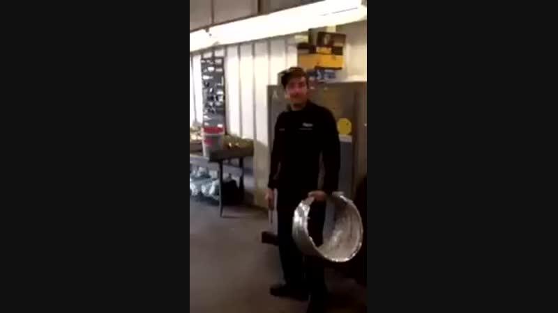 En Russie quand tu entends ton patron arriver