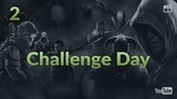 Challenge Day #2 Фриде Кулаками