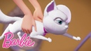 Cute Cat Videos on International Cat Day A Compilation of Barbie Doll's Purr fect Pets Barbie