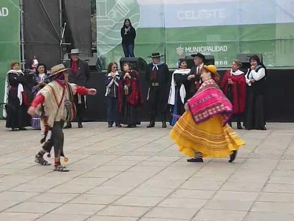 Bailecito Norteño - Wayra Yannazu