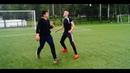 Обучение финтам в футболе для начинающих СОМБРЕРО в стиле РОНАЛДИНЬО И НЕЙМАРА