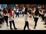 Turkish Folk Dance at the international performance night